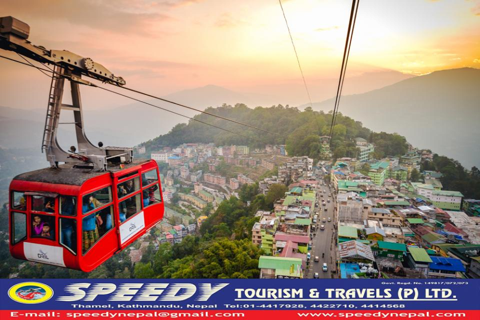 Darjeeling Sikkim Tour Package from Nepal