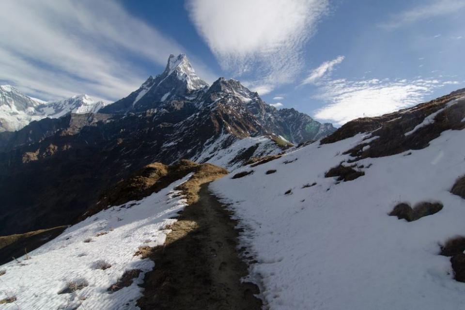 Mardi Himal Trek| Mardi Mountain Base camp Trek- 5 Days Trek to Mardi Himal Base Camp