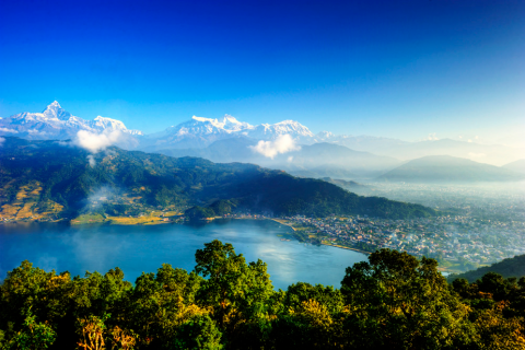 Kathmandu Chitwan Pokhara 6 Nights/ 7 Days Tour Package